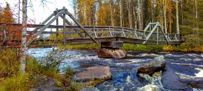 Autumn Lapland